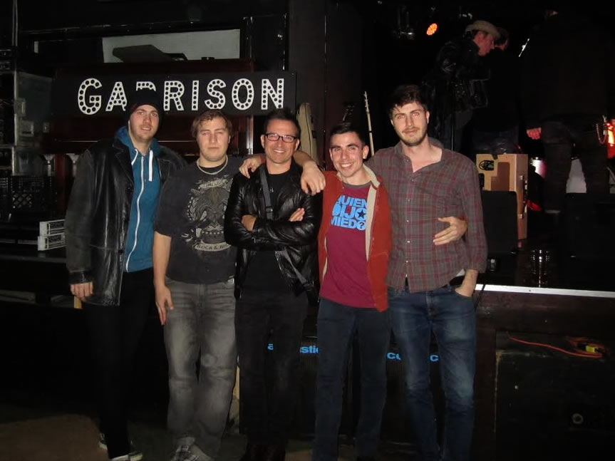 Eric Charles Band Rocks The Garrison in Toronto