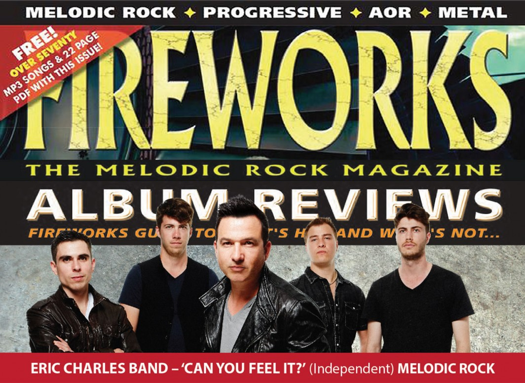 Album Review - Fireworks Magazine